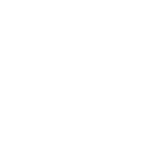 White icon of a female farmer in a hat with a piece of wheat